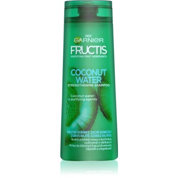 Garnier Fructis Coconut Water stärkendes Shampoo 400 ml