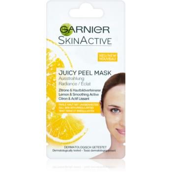 Garnier Skin Active mască iluminatoare pentru ten mat și neuniform