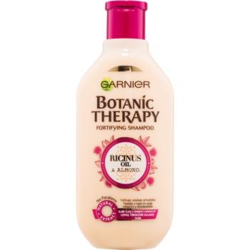 Garnier Botanic Therapy Ricinus Oil sampon de întărire pentru părul subtiat cu tendința de a cădea