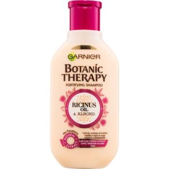 Garnier Botanic Therapy Ricinus Oil sampon de întărire pentru părul subtiat cu tendința de a cădea poza noua