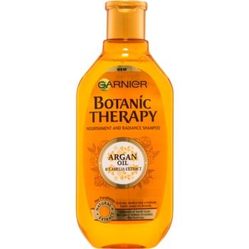 Garnier Botanic Therapy Argan Oil sampon hranitor pentru par normal, fara stralucire