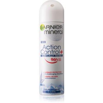 Garnier Mineral Action Control + spray anti-perspirant