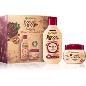 Garnier Botanic Therapy Ricinus Oil set de cosmetice imagine produs