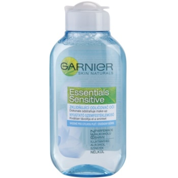 Garnier Essentials Sensitive demachiant pentru ochi cu efect calmant