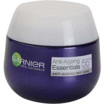 Garnier Essentials dnevna krema proti gubam 55+