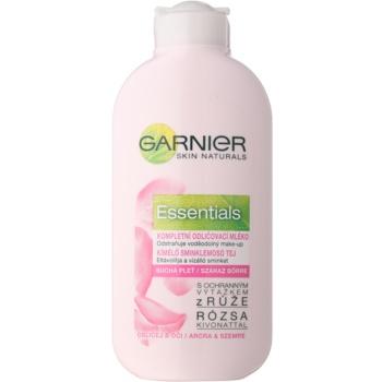 Garnier Essentials очищуюче молочко для сухої шкіри