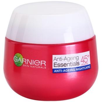 Garnier Essentials crema de noapte antirid