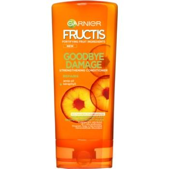 Garnier Fructis Goodbye Damage подсилващ балсам за увредена коса