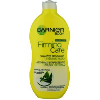Garnier Firming Care okamžitě zpevňující vyživující mléko pro suchou pokožku 400 ml