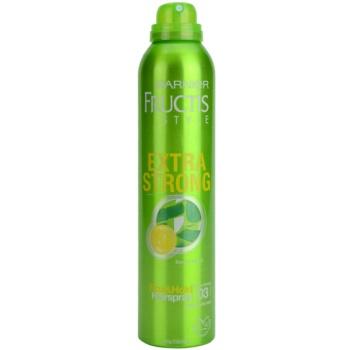 Garnier Fructis Style Extra Strong лак для волосся з екстрактом бамбука 1