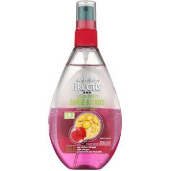 Garnier Fructis Color Resist незмиваючий догляд для фарбованого волосся