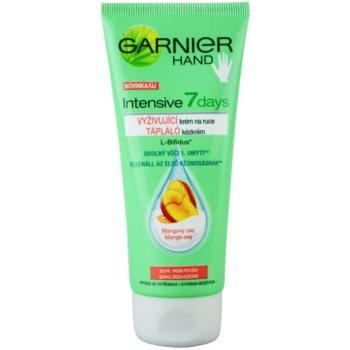 Garnier Intensive 7 Days crema nutritiva de maini