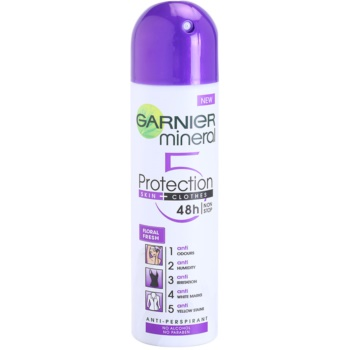 Garnier Mineral 5 Protection spray anti-perspirant fara alcool