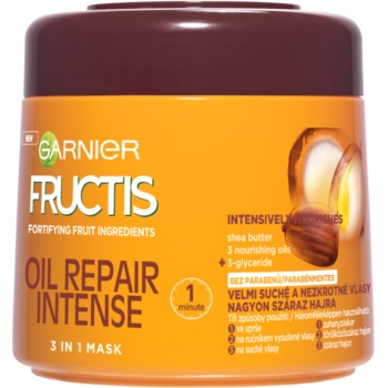 Garnier Fructis Oil Repair Intense Masca multi functionala 3 in 1