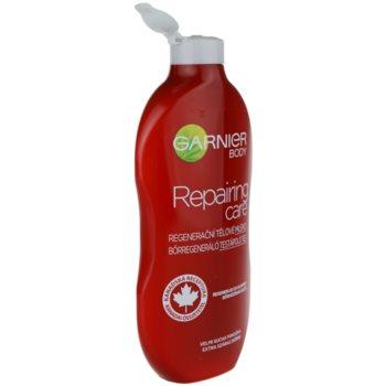 Garnier Repairing Care lapte de corp regenerator pentru piele foarte uscata 1