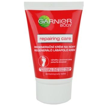 Garnier Repairing Care crema regeneratoare pentru picioare
