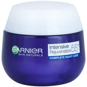 Garnier Visible 55+ crema de noapte pentru intinerirea pielii