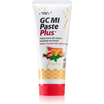 GC MI Paste Plus Crema protectoare de remineralizare pentru din?i sensibili cu flor imagine produs