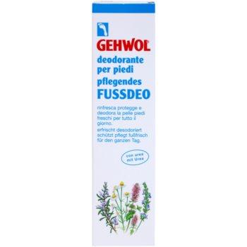 Gehwol Classic osvežilni dezodorant za noge z rastlinskimi izvlečki 2