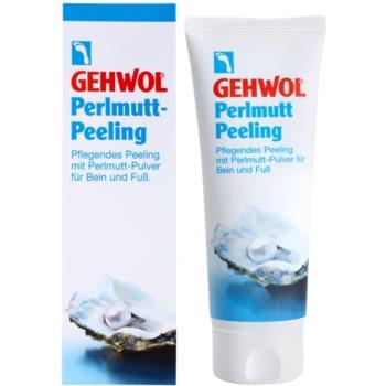 Gehwol Classic pflegendes Peeling für die Füße mit Perlmutt 1