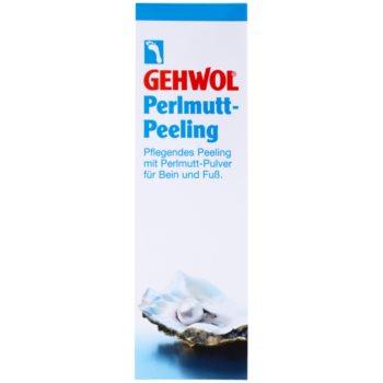 Gehwol Classic pflegendes Peeling für die Füße mit Perlmutt 2