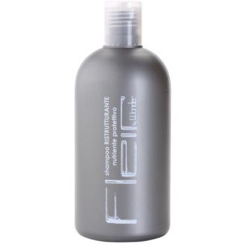 Fotografie Gestil Fleir by Wonder restrukturalizační šampon pro všechny typy vlasů 500 ml