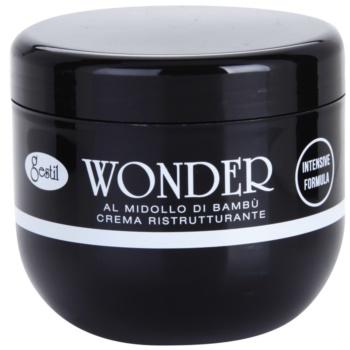 Gestil Wonder revitalizační krém pro poškozené, chemicky ošetřené vlasy 300 ml