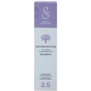 Gestil Reconstruction відновлюючий шампунь для фарбованого та пошкодженого волосся 2