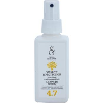 Gestil Vitality & Protection revitalizační sérum pro barvené a poškozené vlasy 100 ml