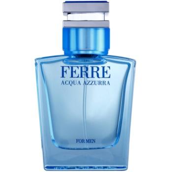 Gianfranco Ferré Acqua Azzura Eau de Toilette pentru barbati 30 ml