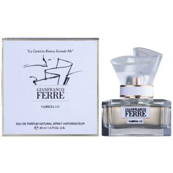 Gianfranco Ferré Camicia 113 eau de parfum pentru femei 30 ml
