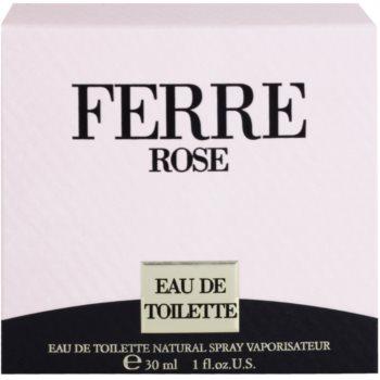 Gianfranco Ferré Ferré Rose Eau de Toilette für Damen 1