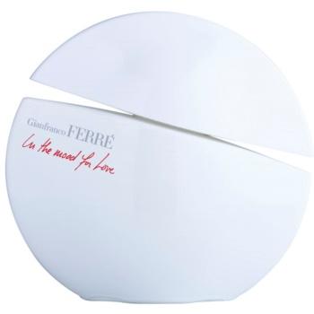 Gianfranco Ferré In The Mood for Love eau de parfum pentru femei 50 ml