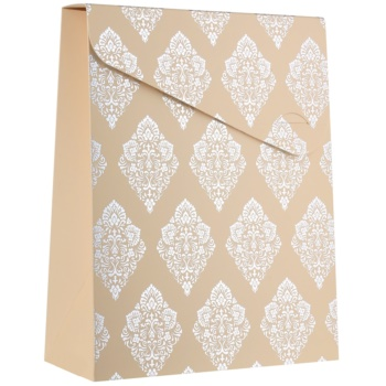 Giftino Wrapping  Pungă cadou ornament – mică (100 x 40 x 195 mm)