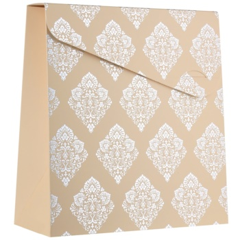Giftino Wrapping  Pungă cadou ornament – mare (140 x 40 x 210 mm)