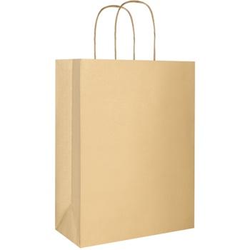 Giftino Wrapping Pungă cadou eco aurie - mică