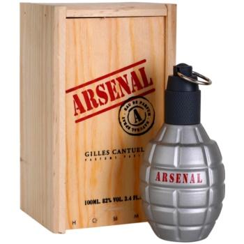 Gilles Cantuel Arsenal Grey Eau de Parfum for Men 1