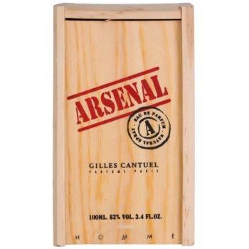 Gilles Cantuel Arsenal Grey Eau de Parfum for Men 4