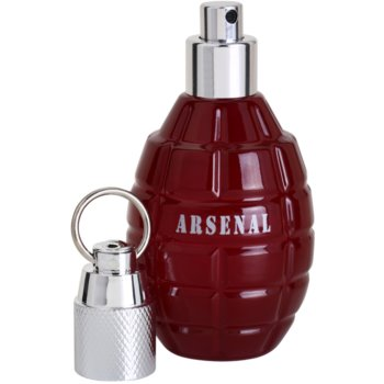 Gilles Cantuel Arsenal Red Eau de Parfum para homens 3