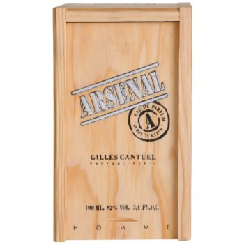Gilles Cantuel Arsenal Red Eau de Parfum para homens 4