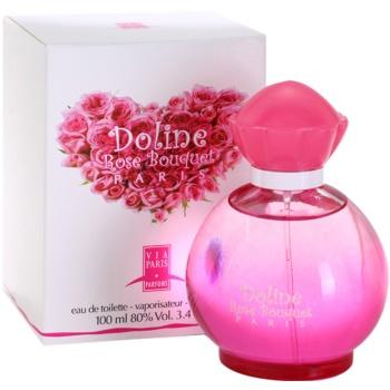 Gilles Cantuel Doline Rose Bouquet Eau de Toilette für Damen 1