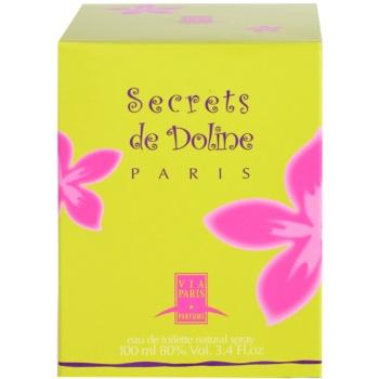 Gilles Cantuel Secrets de Doline toaletna voda za ženske 4