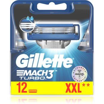Gillette Mach3 Turbo rezerva Lama imagine produs