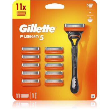 Gillette Fusion5 Aparat de ras + rezervã lame imagine produs