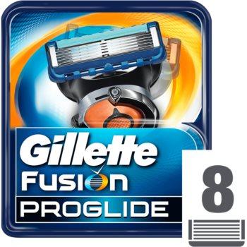 Gillette Fusion Proglide náhradní břity 8 ks