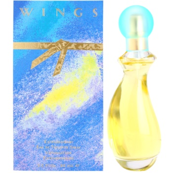 Giorgio Beverly Hills Wings Extraordinary Eau de Toilette pentru femei imagine