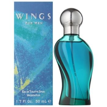 Giorgio Beverly Hills Wings for Men toaletní voda pro muže 50 ml