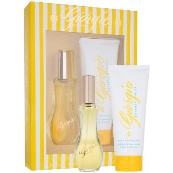 Giorgio Beverly Hills Yellow set cadou I.