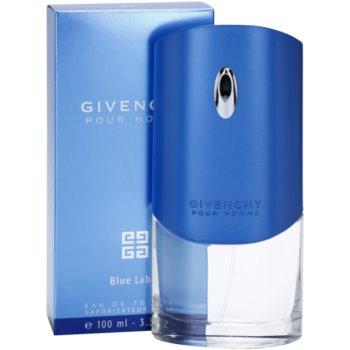 Givenchy Pour Homme Blue Label тоалетна вода за мъже 1