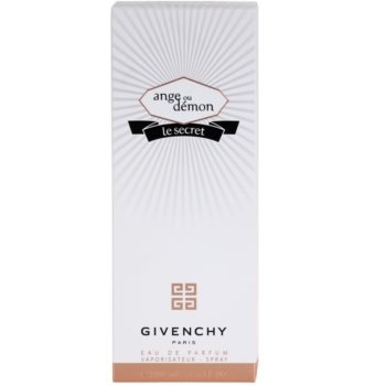 Givenchy Ange ou Demon Le Secret (2009) Eau de Parfum para mulheres 4